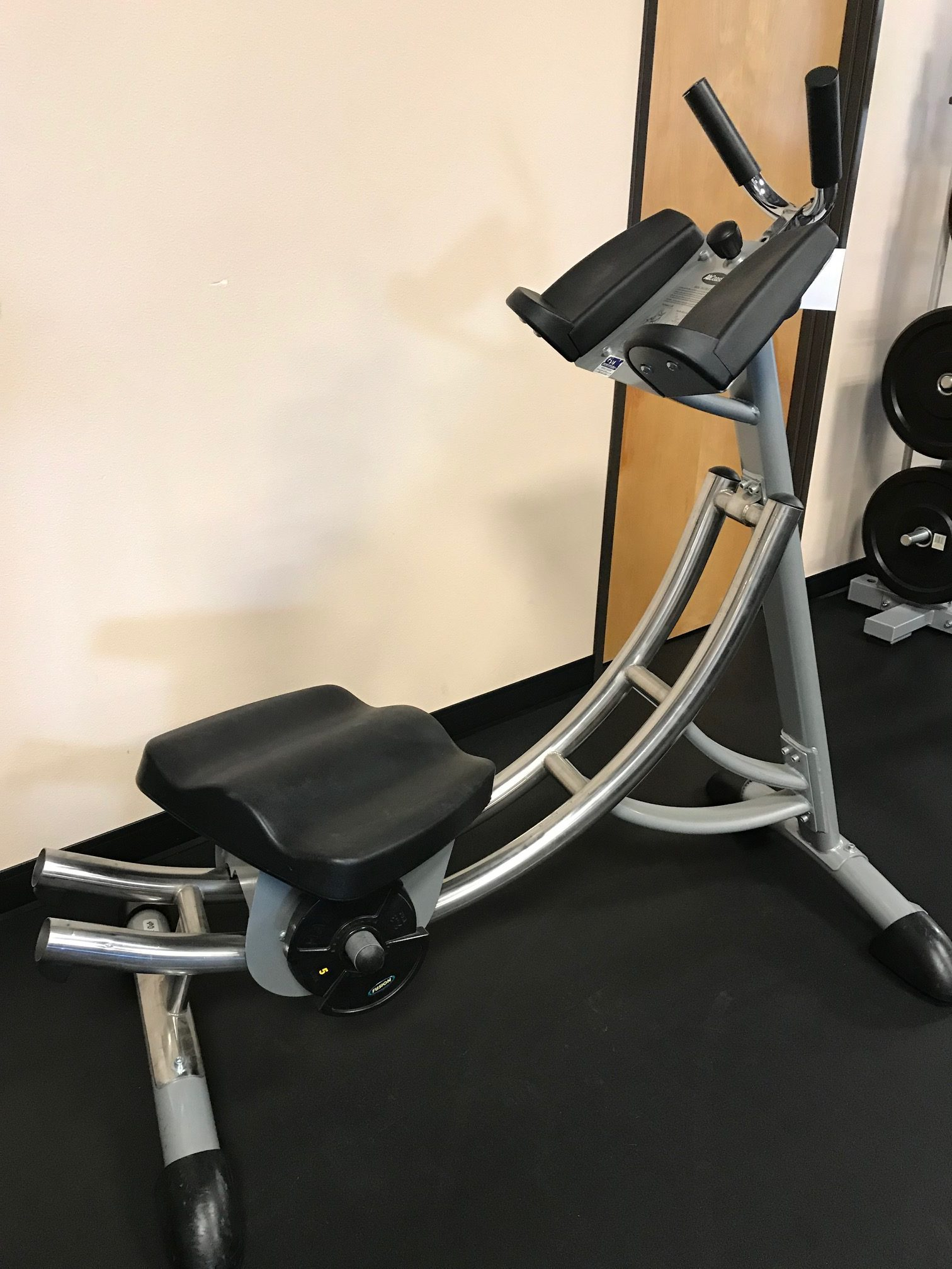 Used Ab Coaster Cs3000 Fitness Equipment Boise From Gym Outfitters