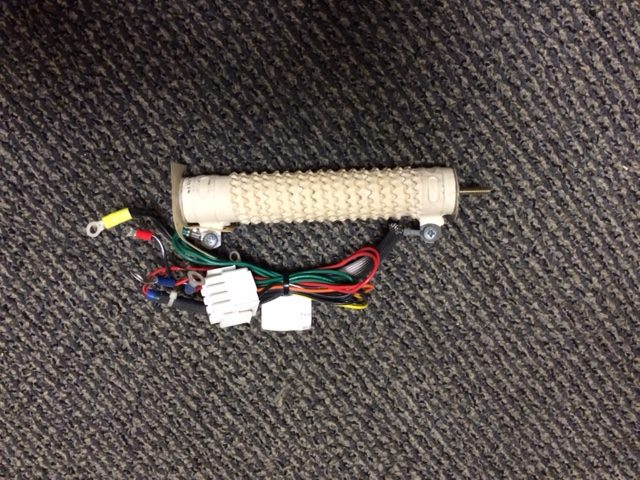 Life Fitness LC9500Hr Resistor with wires $8.50