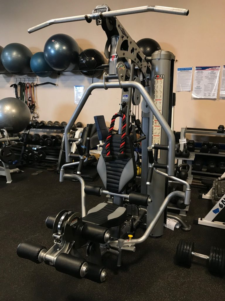 SOLD Used Tuff Stuff AXT5 Home Gym - Fitness Equipment ...